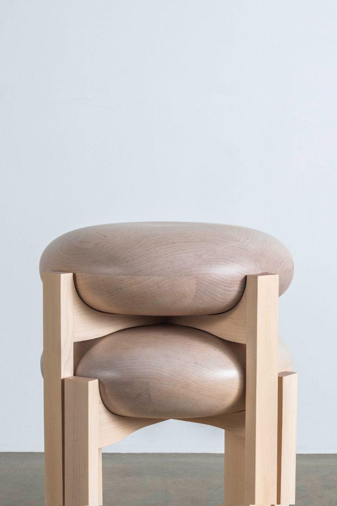 Nordic Pioneer stool by Maria Bruun